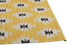 Designer Cotton Kilim Rug