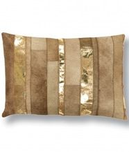Genuine Leather Cushion