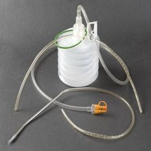MEDICAL DISPOSABLE CLOSED WOUND SUCTION UNIT