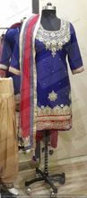 Punjabi Suit Hand Work