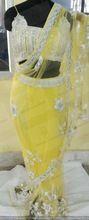Wedding Reception Lehenga Saree