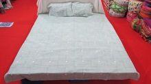 hand block bed sheet