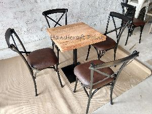 Industrial Restaurant Dining Chairs And Tables