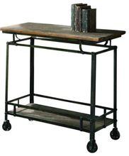 Industrial Metal Kitchen Storage Cart