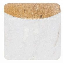 White Marble Kitchenware Cutting Board
