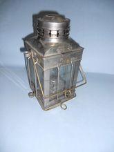 Brass Ship Lanterns