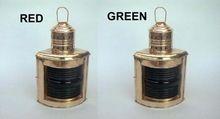 Marine Brass Lamps