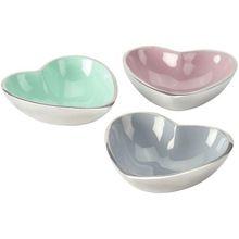 Aluminium Heart Bowl