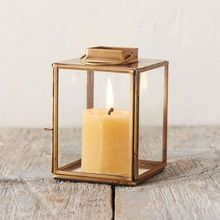 Super Brass Candle Lantern