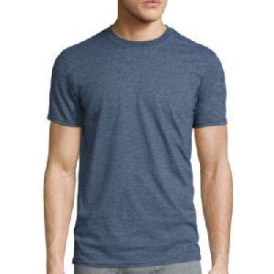 Mens Round Neck T Shirt