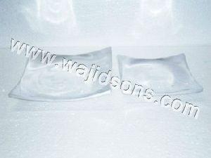 Aluminium Square Candle Plate