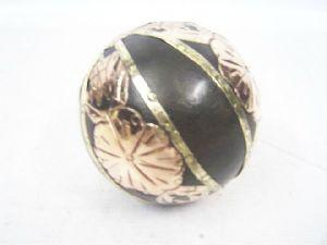 Home Decorative Centerpiece Metal Ball