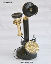 Brass Antique Reproduction Telephone