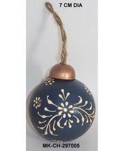 Colorful Decorative Christmas Balls