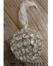 Crystal Diamond Christmas Hanging Ornament Ball