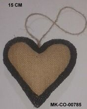 Heart Shape Hanging Christmas Ornament