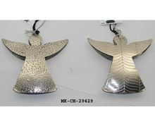 Metal Angel Christmas Hanging Ornament