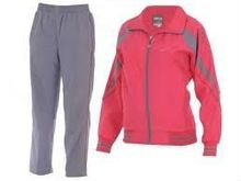 Womens Dobby Warmup Jogging Suit