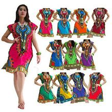 Caftan Hippie Boho Dress
