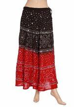 Gyspy Bandhej Long Skirt