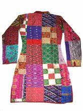 Indian Patchwork Vintage Design Kantha Quilted