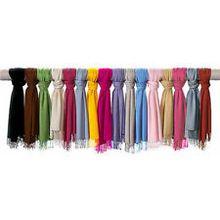 New Soft Silk Pashmina Cashmere Shawl Scarf Stole