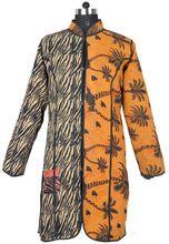 Vintage Kantha Long Jacket