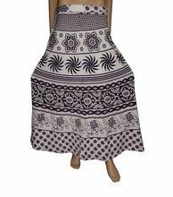 Wrap Around Skirt Dress