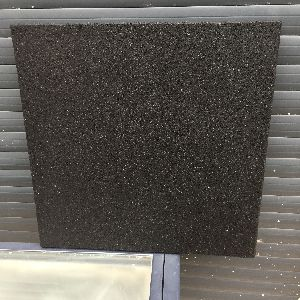 Ballistic Rubber Tiles