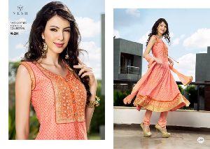 Anarkali Readymade Salwar Kameez