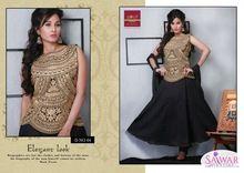 Designer Anarkali Readymade Salwar Kameez