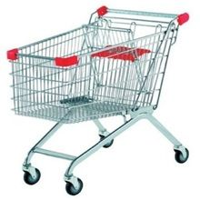 Large Space Shopping Trolley