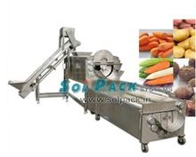 Potato Peeling Polishing Line
