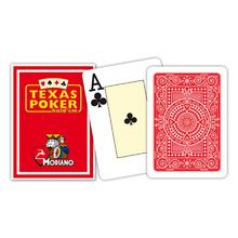 Plastic Red Playing Cards