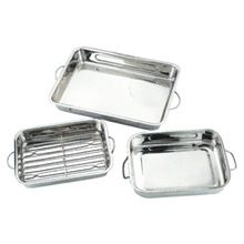 Stainless Steel Bakery Baking Tray