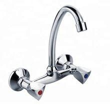Dual Handle Kitchen Sink Mixer