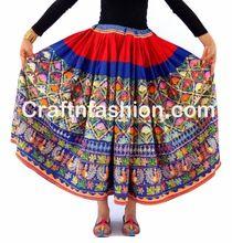 Banjara Cotton Skirt