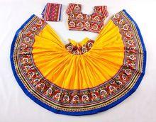 Embroidered Tassel Beaded Chaniya Choli
