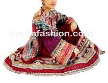 Handmade Balochi Dress