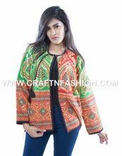 Hippie Boho Style Vest Coat