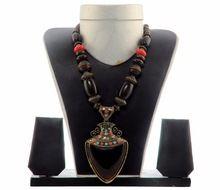 Indian Banjara Beaded Necklace