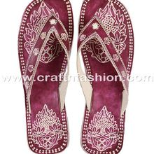 Kolhapuri Handmade Leather Chappals
