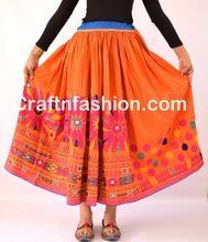 Vintage Gypsy Rabari Banjara Skirt