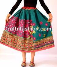 Vintage Hobo Gypsy Belly Dance Skirts