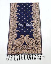 Woven Banarasi Silk Dupatta