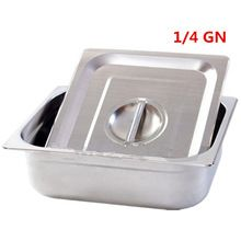 Stainless Steel Gn Pan