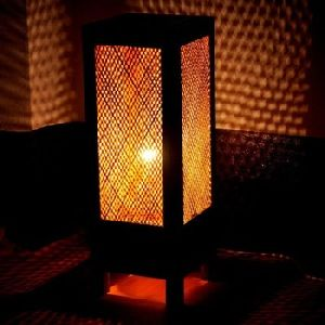Handcrafted Bamboo Lampshades
