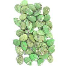 Gaspeite Gemstone Rough Raw Material Natural Stone