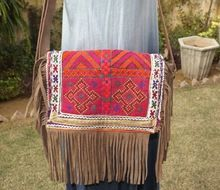 Banjara Leather Shoulder Bags