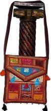 Boho ethnic indian shoulder bag